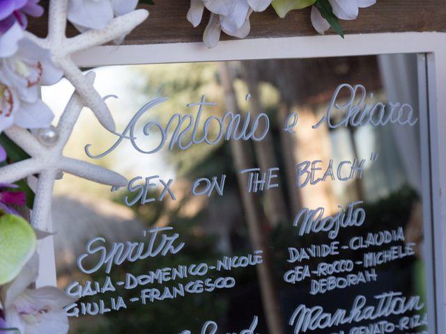 Il matrimonio di Antonio e Chiara a Fiumicino, Roma 12