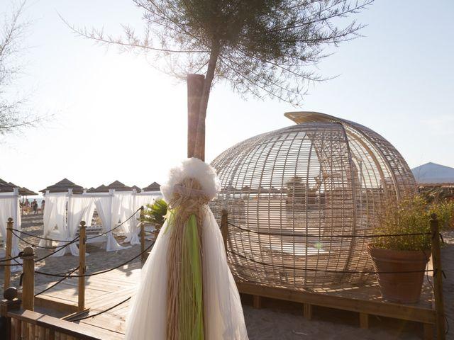 Il matrimonio di Antonio e Chiara a Fiumicino, Roma 16