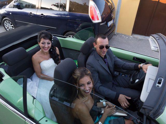 Il matrimonio di Antonio e Chiara a Fiumicino, Roma 23