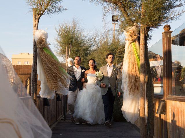 Il matrimonio di Antonio e Chiara a Fiumicino, Roma 28