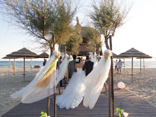 Il matrimonio di Antonio e Chiara a Fiumicino, Roma 29