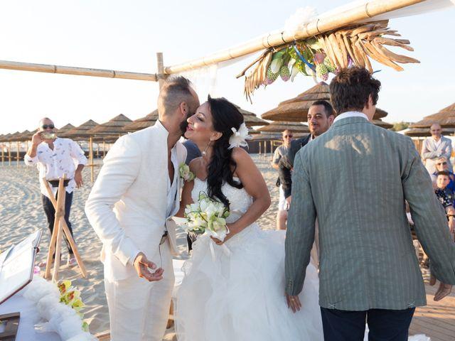 Il matrimonio di Antonio e Chiara a Fiumicino, Roma 31
