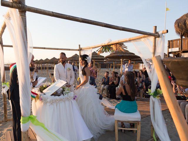 Il matrimonio di Antonio e Chiara a Fiumicino, Roma 44