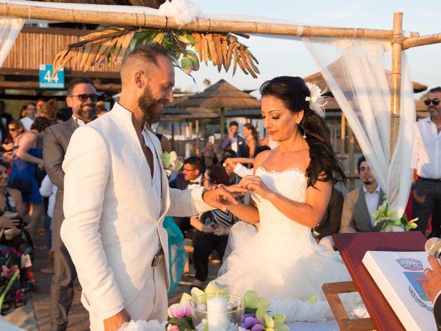 Il matrimonio di Antonio e Chiara a Fiumicino, Roma 45