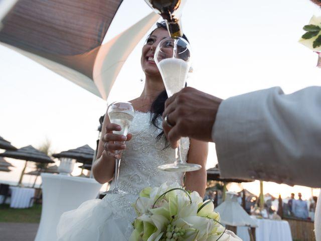 Il matrimonio di Antonio e Chiara a Fiumicino, Roma 47