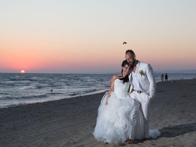 Il matrimonio di Antonio e Chiara a Fiumicino, Roma 53
