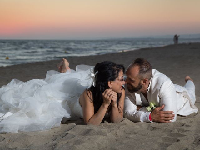 Il matrimonio di Antonio e Chiara a Fiumicino, Roma 54