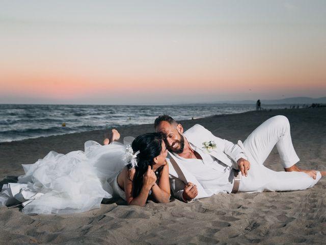 Il matrimonio di Antonio e Chiara a Fiumicino, Roma 55