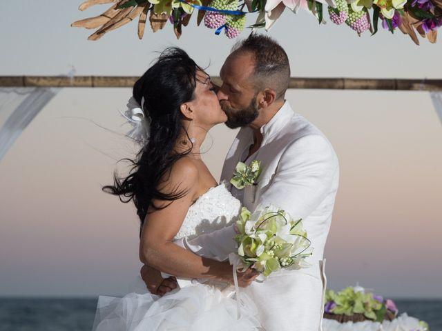 Il matrimonio di Antonio e Chiara a Fiumicino, Roma 58