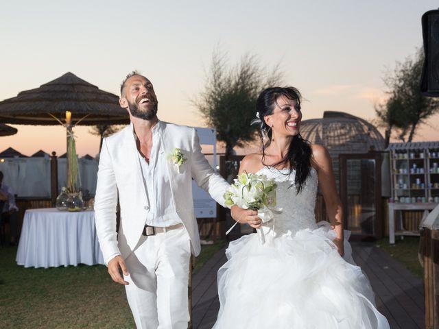 Il matrimonio di Antonio e Chiara a Fiumicino, Roma 61