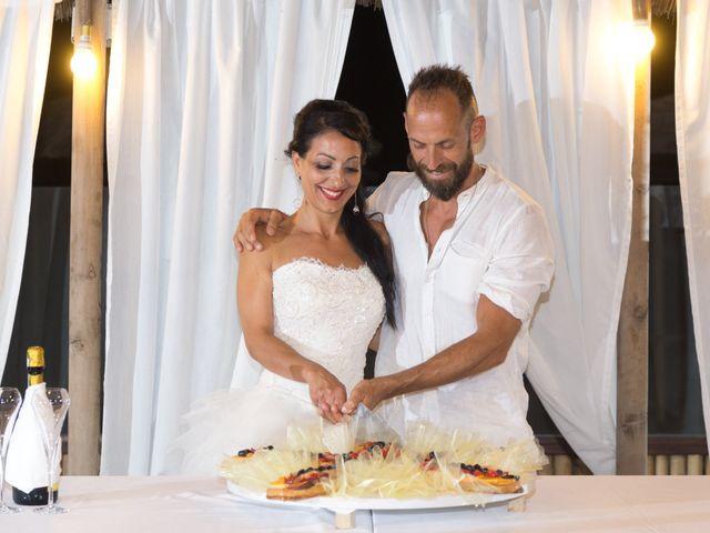 Il matrimonio di Antonio e Chiara a Fiumicino, Roma 74