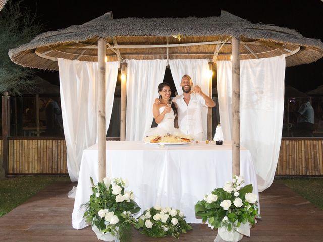 Il matrimonio di Antonio e Chiara a Fiumicino, Roma 76