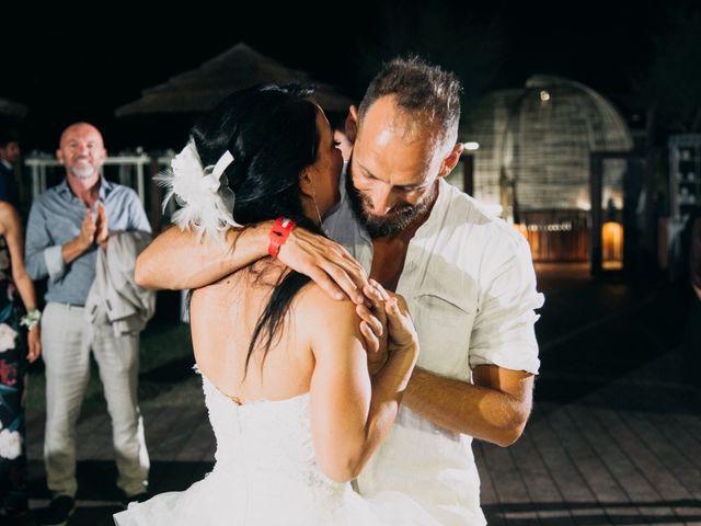 Il matrimonio di Antonio e Chiara a Fiumicino, Roma 82