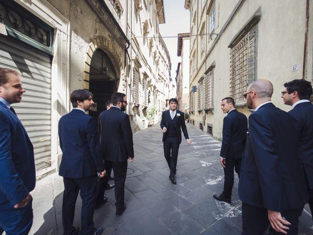 Il matrimonio di Massimiliano e Giulia a Lucca, Lucca 18