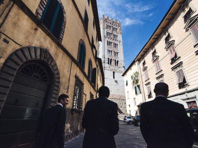 Il matrimonio di Massimiliano e Giulia a Lucca, Lucca 19