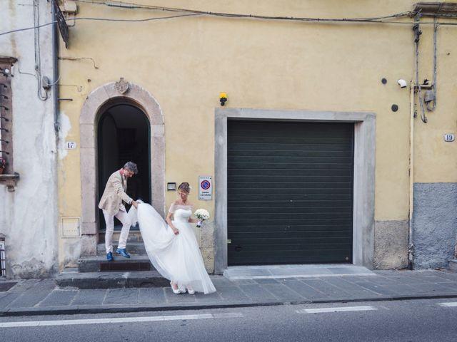 Il matrimonio di Massimiliano e Giulia a Lucca, Lucca 24