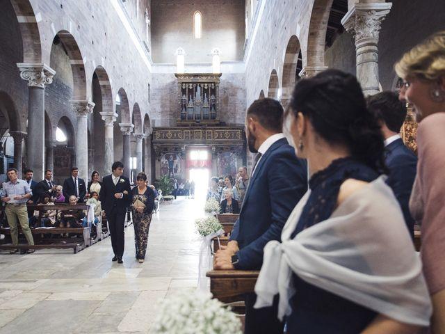 Il matrimonio di Massimiliano e Giulia a Lucca, Lucca 27