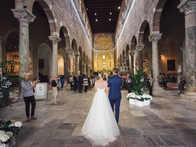 Il matrimonio di Massimiliano e Giulia a Lucca, Lucca 29
