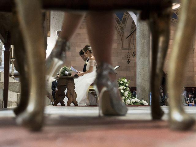 Il matrimonio di Massimiliano e Giulia a Lucca, Lucca 30