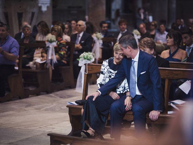 Il matrimonio di Massimiliano e Giulia a Lucca, Lucca 31