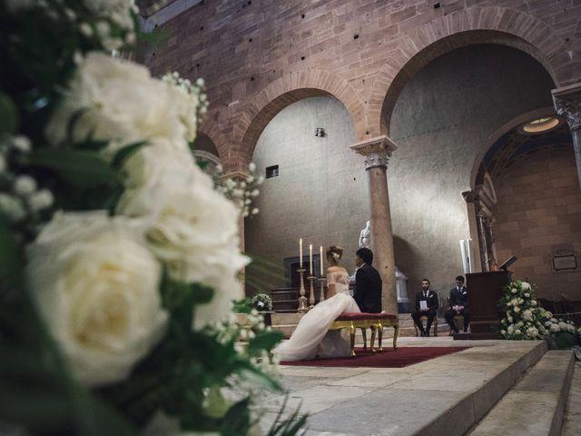 Il matrimonio di Massimiliano e Giulia a Lucca, Lucca 32