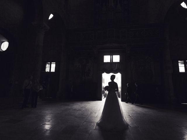 Il matrimonio di Massimiliano e Giulia a Lucca, Lucca 35