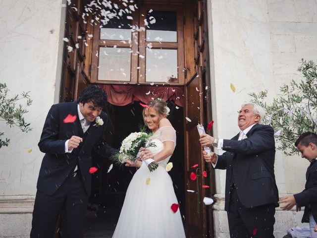 Il matrimonio di Massimiliano e Giulia a Lucca, Lucca 36