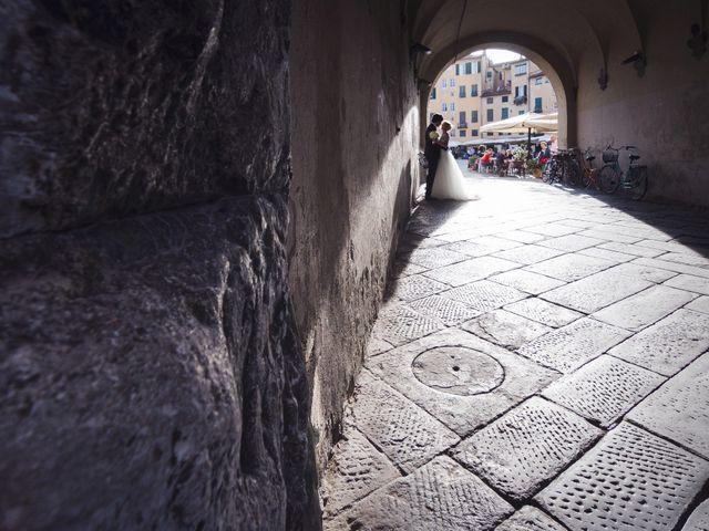 Il matrimonio di Massimiliano e Giulia a Lucca, Lucca 38