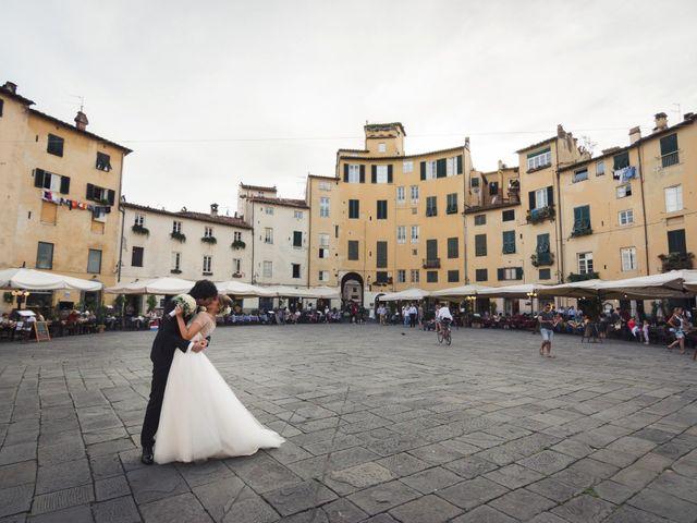 Il matrimonio di Massimiliano e Giulia a Lucca, Lucca 40