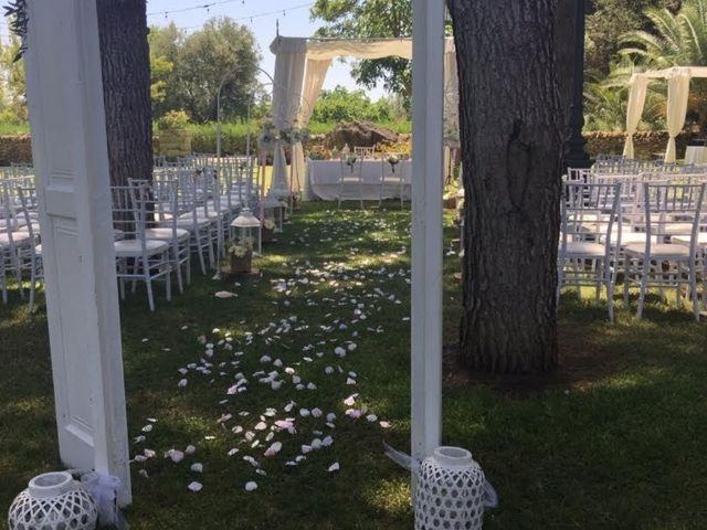 Il matrimonio di Luciano e Stella a Villa Castelli, Brindisi 2