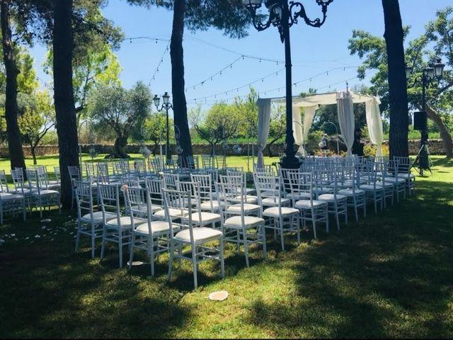 Il matrimonio di Luciano e Stella a Villa Castelli, Brindisi 6