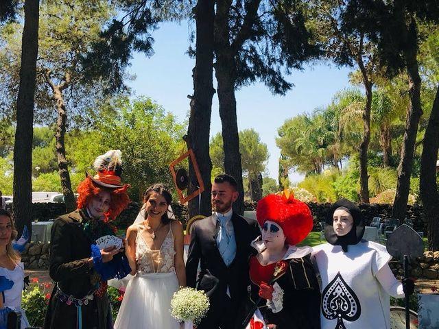 Il matrimonio di Luciano e Stella a Villa Castelli, Brindisi 8