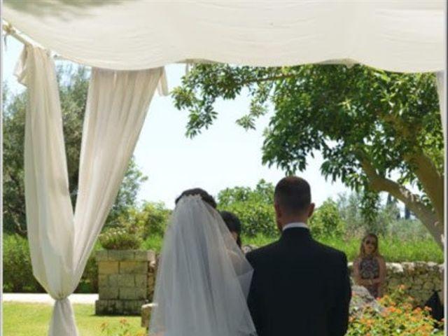 Il matrimonio di Luciano e Stella a Villa Castelli, Brindisi 11