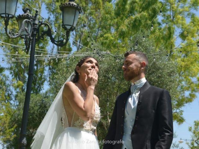 Il matrimonio di Luciano e Stella a Villa Castelli, Brindisi 19