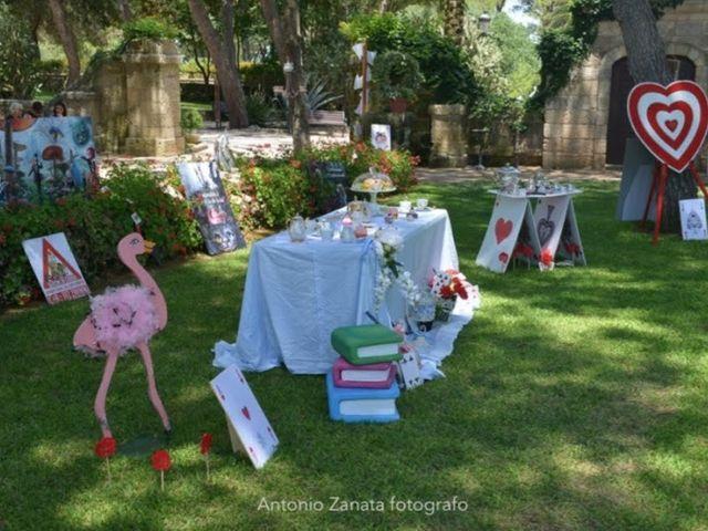 Il matrimonio di Luciano e Stella a Villa Castelli, Brindisi 25