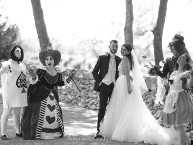Il matrimonio di Luciano e Stella a Villa Castelli, Brindisi 27