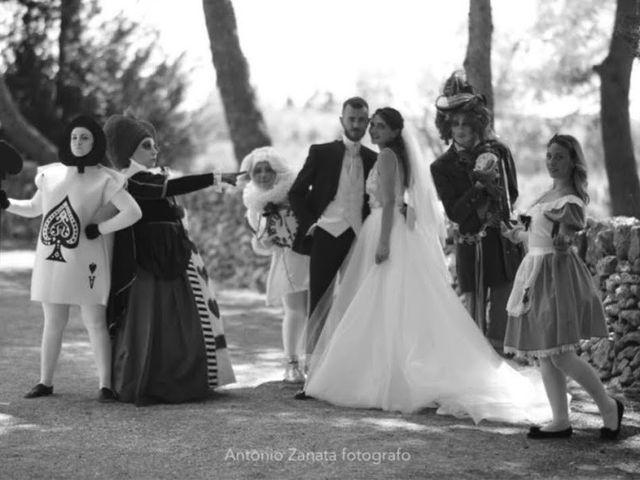 Il matrimonio di Luciano e Stella a Villa Castelli, Brindisi 28