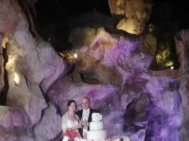 Il matrimonio di linda e Angelo a Lapio, Avellino 3