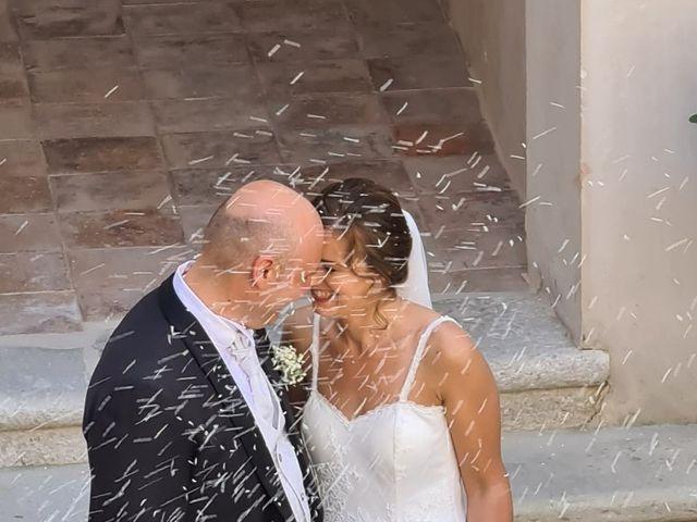 Il matrimonio di linda e Angelo a Lapio, Avellino 5