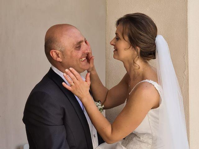 Il matrimonio di linda e Angelo a Lapio, Avellino 7