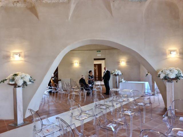 Il matrimonio di linda e Angelo a Lapio, Avellino 8