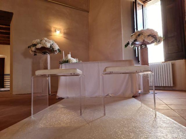 Il matrimonio di linda e Angelo a Lapio, Avellino 9