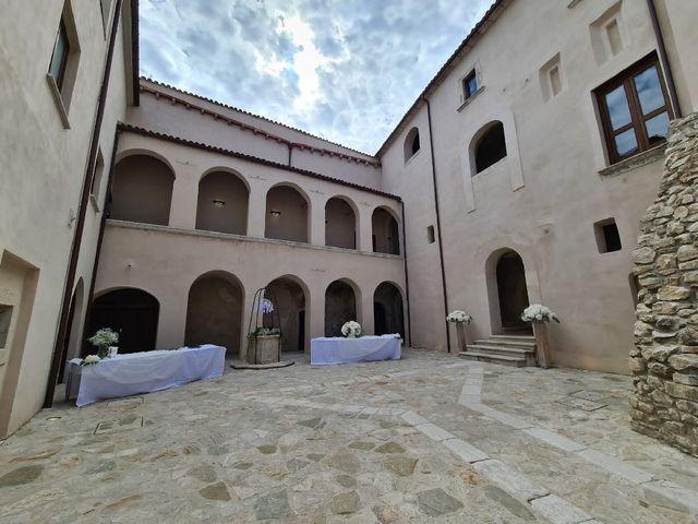 Il matrimonio di linda e Angelo a Lapio, Avellino 12