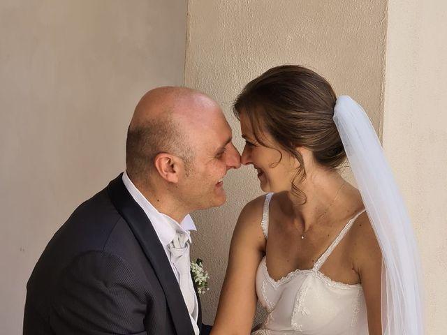Il matrimonio di linda e Angelo a Lapio, Avellino 13