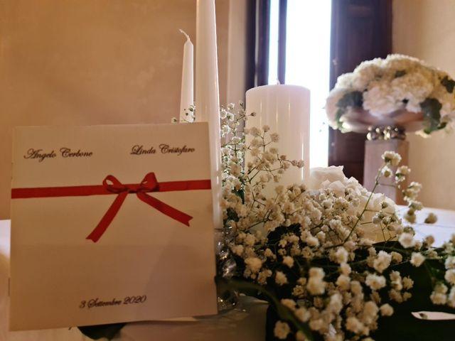 Il matrimonio di linda e Angelo a Lapio, Avellino 14