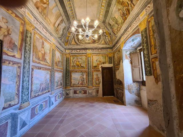 Il matrimonio di linda e Angelo a Lapio, Avellino 16