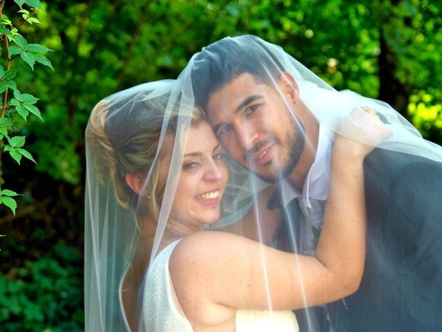 Il matrimonio di Giulia e Amry a Calliano, Trento 3