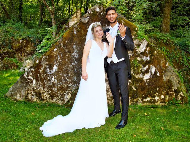 Il matrimonio di Giulia e Amry a Calliano, Trento 4