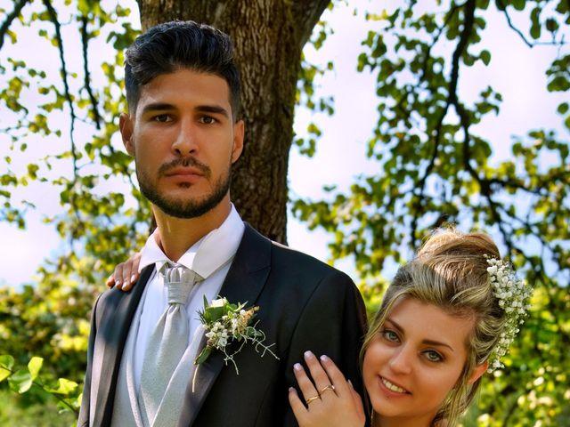 Il matrimonio di Giulia e Amry a Calliano, Trento 5
