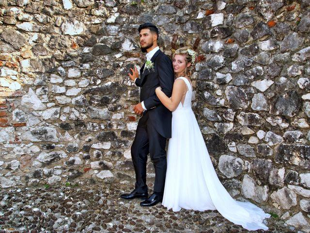 Il matrimonio di Giulia e Amry a Calliano, Trento 7